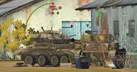 Мод SafeShot для World of Tanks